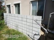 腰壁 ガーデンルーム スマイルガーデン