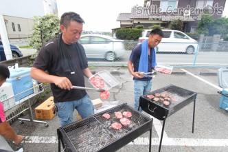 OB様BBQ 稲美町 焼肉