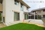お家とお庭をつなぐ、快適・くつろぎ空間 加古川市
