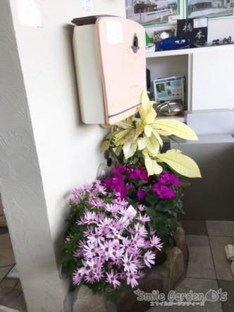 スマイルガーデン 加古川 明石 花壇