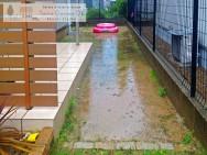 スマイルガーデン 神戸市西区 外構工事