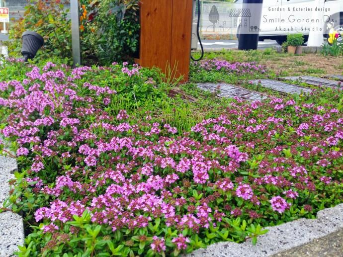 Smile Garden D's 明石市 外構 庭 ガーデニング