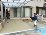 スマイルガーデン加古川 加古川市新築外構 駐車場