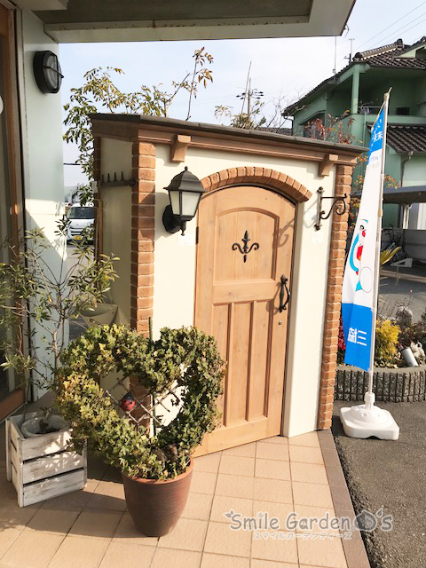 スマイルガーデンディーズ 加古川 カンナキュート展示