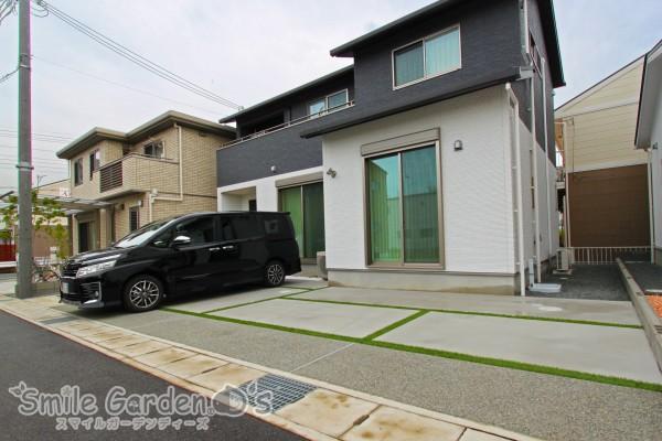 ガレージまわり 神戸市西区