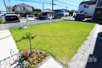 芝刈り メンテナンス 加古川 スマイルガーデン