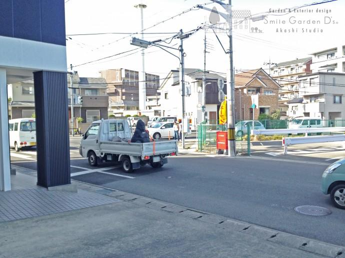 スマイルガーデン 神戸市西区 庭リフォーム