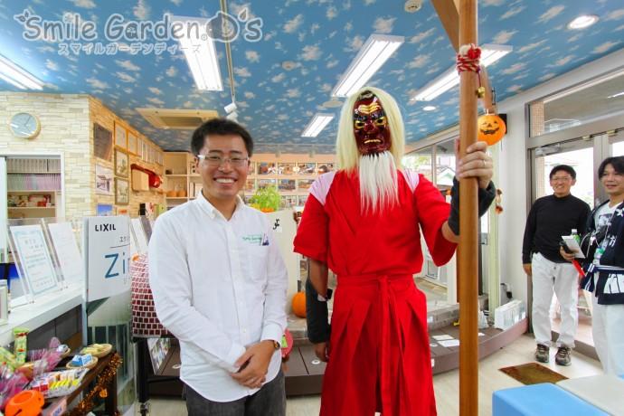 秋祭り 天狗 スマイルガーデン 加古川市