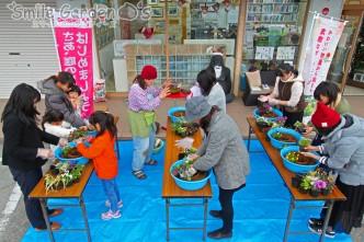 リース作り体験 楽しい 神戸市西区