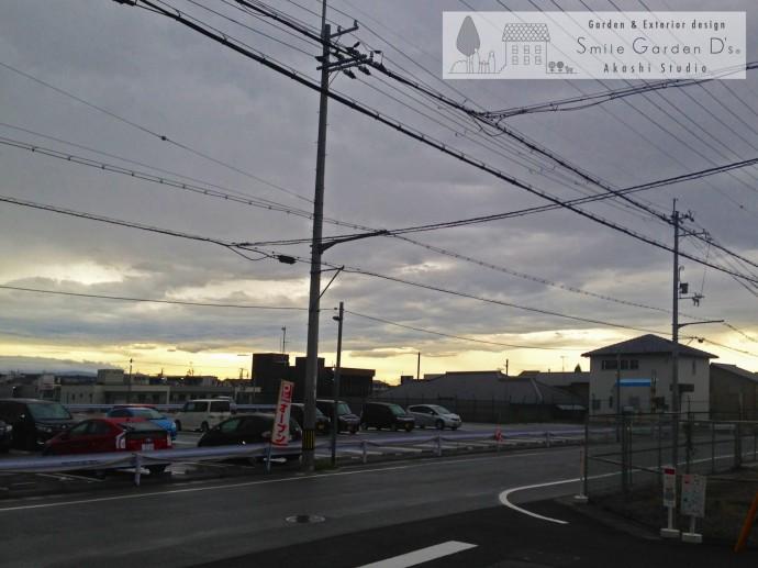 台風18号 タリム 明石市 スマイルガーデン
