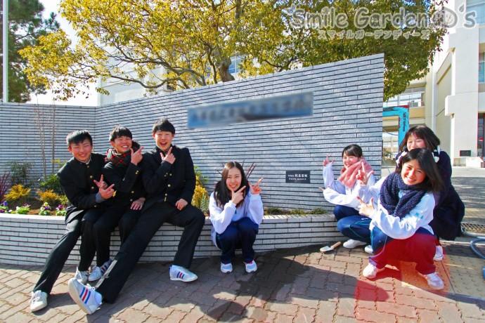 スマイルガーデンディーズ 記念写真 ガーデンリフォーム 加古川