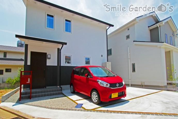 オープン外構 加古川市
