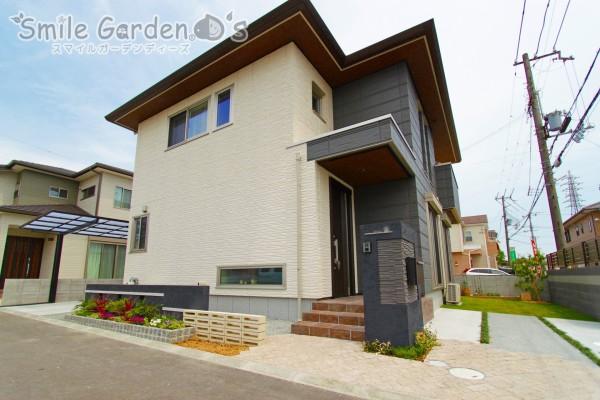 アートウォールデザイン スマイルガーデン 神戸市西区
