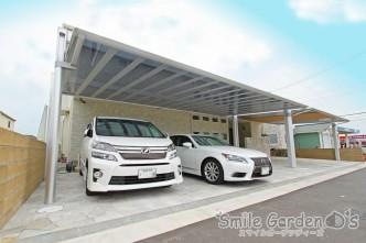 アーキフィールド デザインカーポート 加古川市