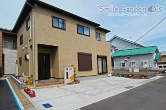 駐車場 オープン外構 加古川市