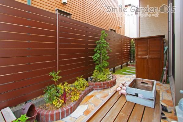 花壇・植栽 ガーデニング 神戸市西区