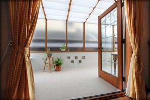 癒しの空間ガーデンルーム