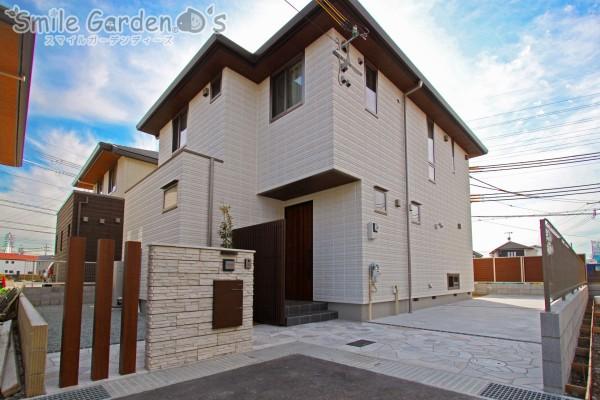 新築外構 デザイン 播磨町