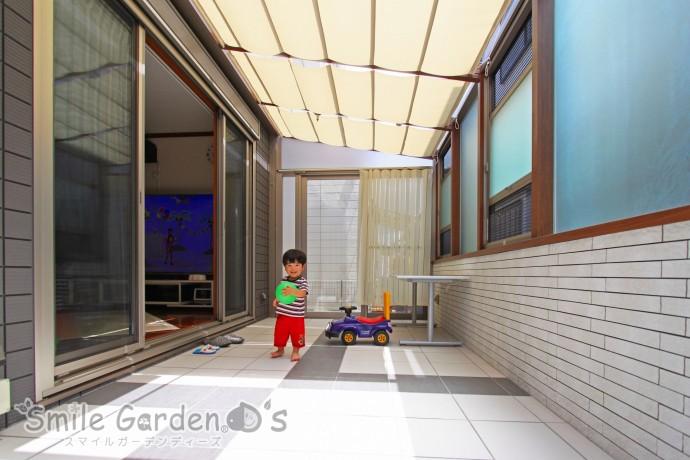 お家とお庭をつなぐ快適空間 加古川市