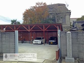 神戸市西区外構 お庭の相談 エクステリアデザイン