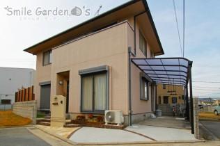 お庭のリフォーム ナチュラルデザイン 加古川市