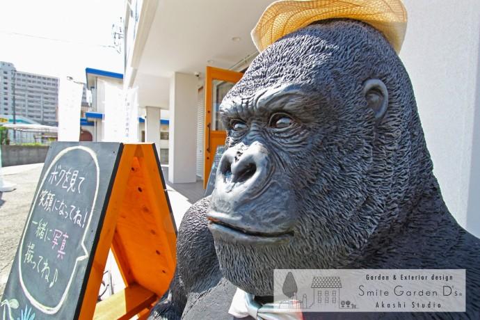 明石市外構工事 大久保町外構工事 神戸市西区外構工事 エクステリア 庭デザイン
