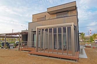 ガーデンルーム 加古川市 新築外構 お庭のリフォーム