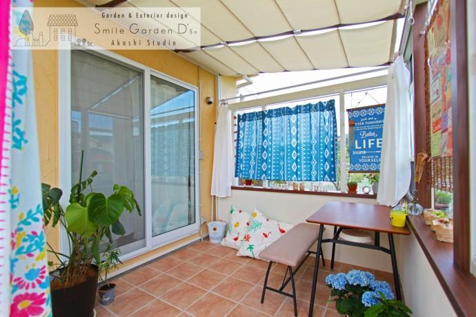スマイルガーデン LIXIL ココマⅡ ガーデンルーム