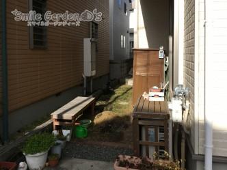 ガーデンリフォーム before 加古川