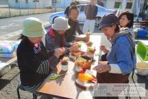 スマイルガーデン 秋のお庭大相談会 マグカップアレンジ教室