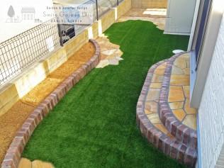 スマイルガーデンディーズ 庭デザイン ガーデンリフォーム アフター