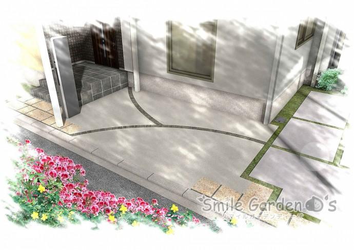 駐輪場 ガーデンリフォーム 加古川