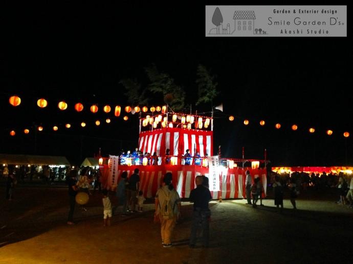 夏祭り 盆踊り 西脇市